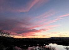 Bruce MacIver: SaddleBrooke Ranch Sunset