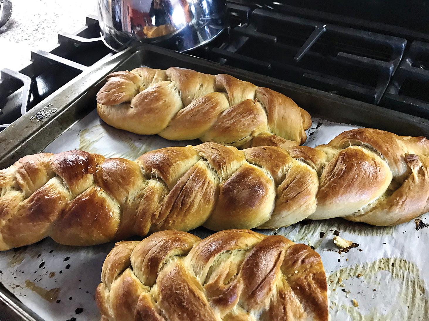 Sheryl Berman's bread