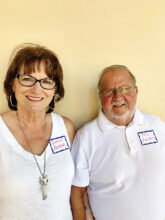 Diana and Phil Posada moved to Unit 4B from central Oregon. Their interests are fly fishing and hunting. Phil is from Cuba.