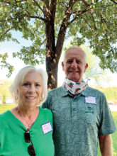 Marie and Dale Malloy moved from Florida to Unit 17. They are happy to be at SBR and are looking forward to being involved with the community.
