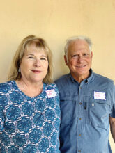 MaryAnn and Mark Leifer moved from Ohio to Unit 10. They love ballroom dancing, couples bridge, history, and language studies.