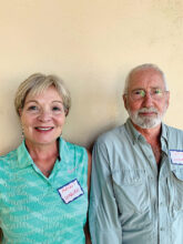 Maggi and Craig Leyburn relocated from Washington to Unit 17. They are outdoor enthusiasts. Maggi also enjoys knitting and quilting.