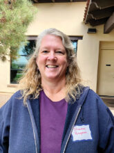 Sharon Ringsven works for the National Park Service. Most recently she was on the staff at the Grand Canyon National Park. Her new home is in Unit 17.