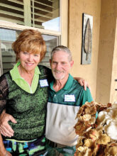 Judy and John Callahan have literally travelled the world as Judy was in the travel business. Their favorite trip was a safari. John has a 1934 Ford Street Rod and enjoys carving birds out of wood. They now live in Unit 8.