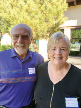 Tony and Carolyn Martel are snowbirds from Idaho who are attracted to warm weather. They are considered world travelers after being to 135 countries which were done mostly by cruise. They are at home in Unit 7 to enjoy golfing and walking.