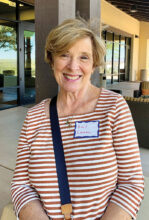Gail Cowan moved into Unit 17 the end of October from Evanston, Ill. She is looking forward to getting involved with the activities here at SBR.