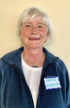 Nancy Lindsley from Colorado via Texas is now home in Unit 17. The desert weather suits her just fine. She enjoys playing golf but also is interested in quilting, pottery, and woodworking.