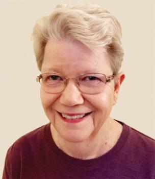 Marcia Van Ommeran has been a SBCO volunteer since 2000.