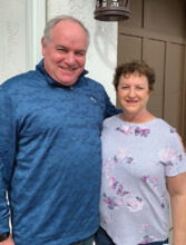 Timothy and Sue Wulff are snowbirds from Illinois who now live in Unit 16C. When not working, they play golf and card games.