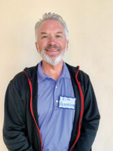 Kim Pederson loves the outdoors. He moved from California and is at home in Unit 46B. His brother lives nearby, also in SaddleBrooke Ranch.