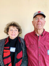 Connie and Greg Elliot moved from Washington state to Unit 46A. A high school friend talked them into looking at SaddleBrooke Ranch and they loved it here. They can be found biking, playing tennis, or at the new community garden plot. Socializing is high on their list of activities.