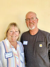Bonnie and Bill Lowen recently from Alaska love the outdoors, especially hiking. They are at home in Unit 17.