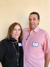 Robin and David Muck love the SaddleBrooke Ranch amenities, especially the swimming pool and pickleball courts. They moved from California and are at home in Unit 6.