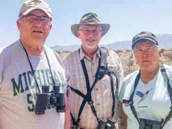 James Bradford, Jim Hoagland, and Laurie McCoy