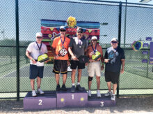 Gold: Sam Calbone and Dave Frestedt Silver: David Moretto and Lee Barbee Bronze: Ben Eisenstein and Rob Ortega