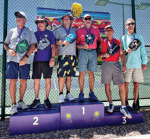 Gold: David First and Tom Merrick Silver: Randy Wright and Edward Watson Bronze: Jim Parkinson and Mike Erikson