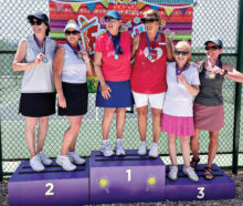 Gold: Vicki Froistad and Maggie Merrick Silver: Jacqueline Fancher and Mardiece Patrick Bronze: Randy Brosnahan and Jill Moretto